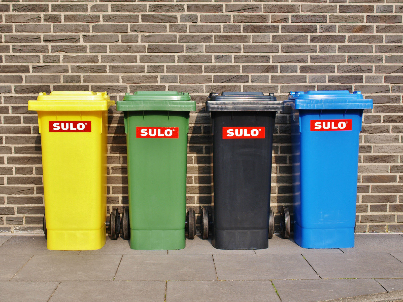 Colour Coded Bins Sales In Oman Waste Handling System